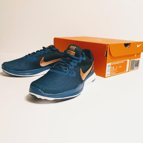 Nike In-Season TR 7 Print Cross Training Size 7.5
